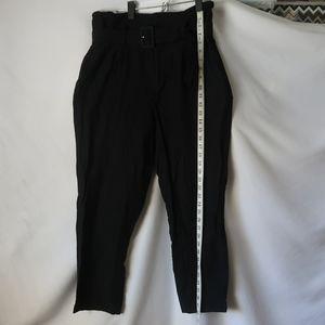 A New Day Black Capri Pants
